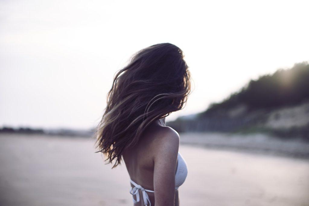 髪のアンチエイジング