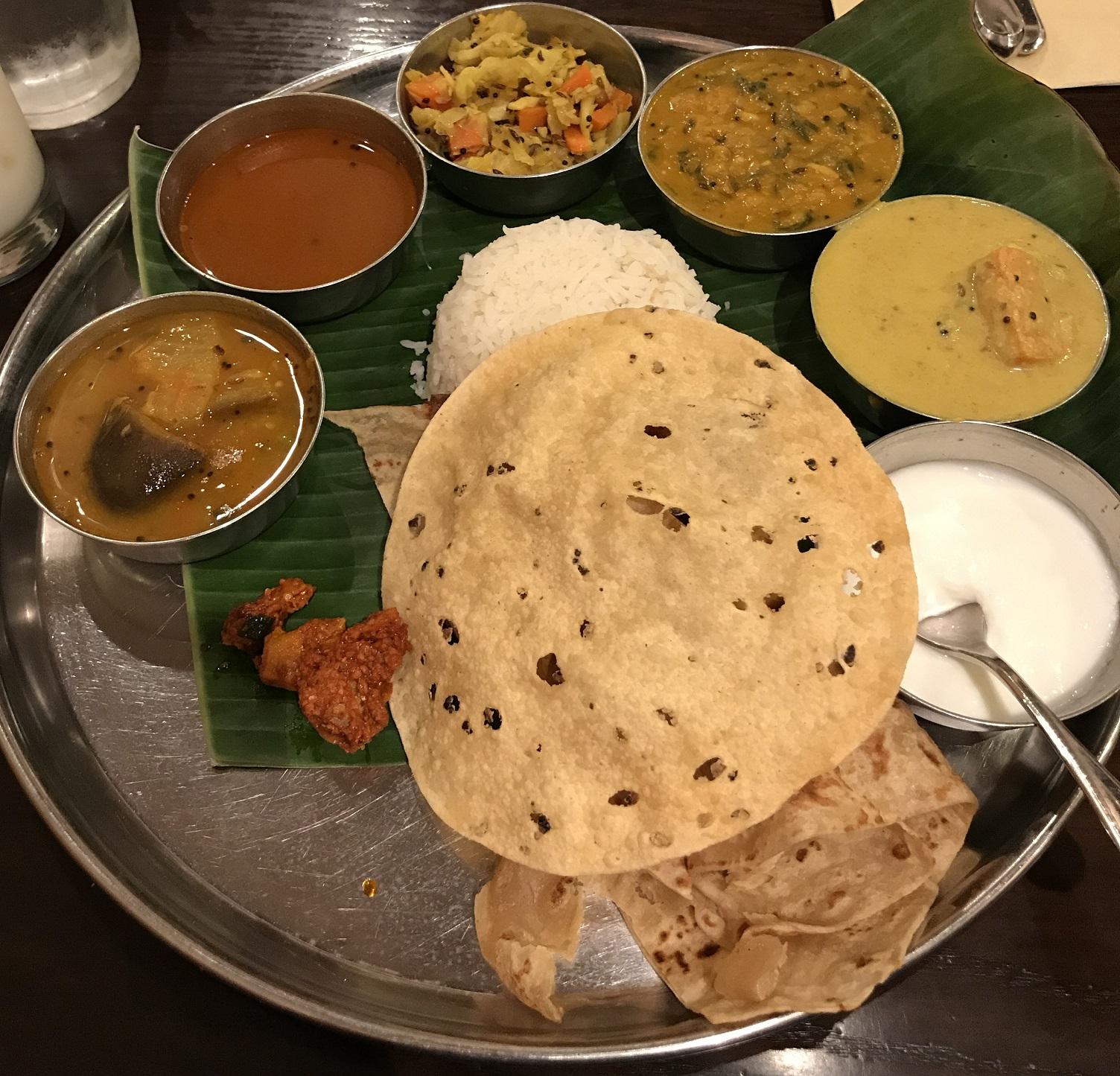 銀座で最高に美味しいインドカレー「アーンドラ・ダイニング銀座」